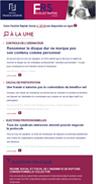 Nouveau l'e-newsletter