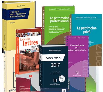 Les ouvrages Francis Lefebvre